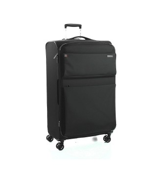 RONCATO VENICE 2.0 LARGE TROLLEY 82 CM WITH EXPANDABLE SYSTEM BLACK
