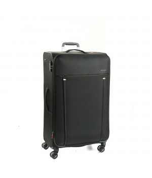 ZERO GRAVITY LARGE TROLLEY 4 WHEELS WITH EXPANDABLE SYSTEM, TRIPLE COMBINATION LOCK AND TSA