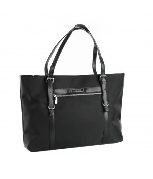 RONCATO E-LITE SHOPPER NERO