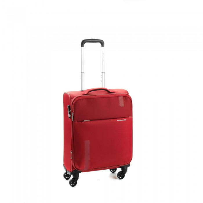 RONCATO SPEED CABIN TROLLEY EXPANDABLE 55 CM RED