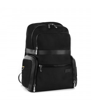 RONCATO ROVER BACKPACK WITH 15.6' LAPTOP HOLDER  BLACK