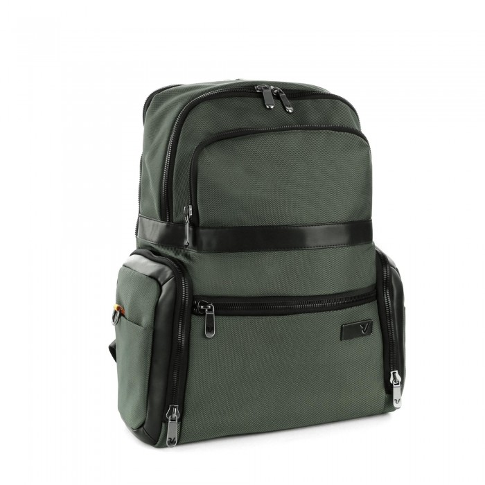 RONCATO ROVER BACKPACK WITH 15.6' LAPTOP HOLDER  ANTHRACITE