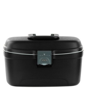 RONCATO LIGHT HARDSIDE BEAUTY CASE BLACK