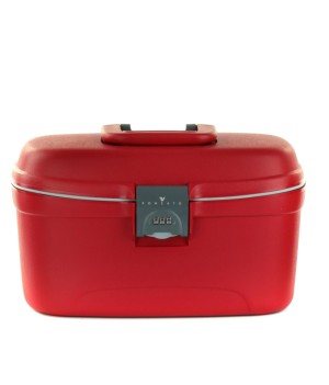RONCATO LIGHT BEAUTY CASE ROSSO