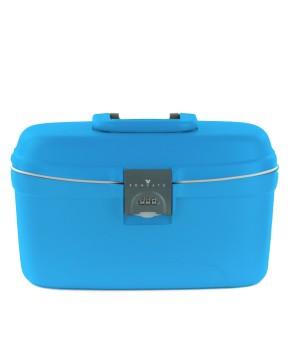 RONCATO LIGHT BEAUTY CASE BLU CIANO