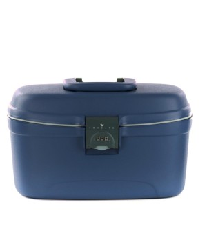 RONCATO LIGHT HARDSIDE BEAUTY CASE NAVY