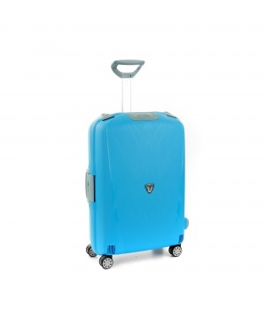 RONCATO LIGHT TROLLEY MEDIO AZZURRO