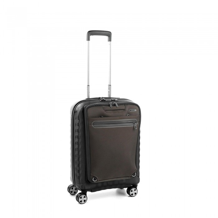 RONCATO DOUBLE PREMIUM TROLLEY CABINE 4R 55 CM AVEC TSA