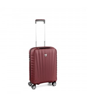 RONCATO UNO ZSL PREMIUM 2.0 CABIN TROLLEY 4 WHEELS ( XS ) (RED/RED)