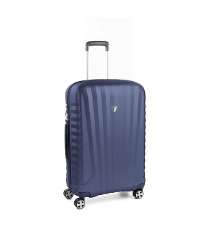 RONCATO UNO ZSL PREMIUM 2.0 MEDIUM TROLLEY 4 WHEELS ( M ) BLUE/BLUE