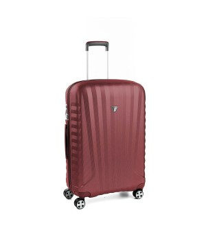 RONCATO UNO ZSL PREMIUM 2.0 MEDIUM TROLLEY 4 WHEELS ( M ) (RED/RED)