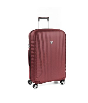 RONCATO UNO ZSL PREMIUM 2.0 MEDIUM TROLLEY 4 WHEELS ( ML ) (RED/RED)