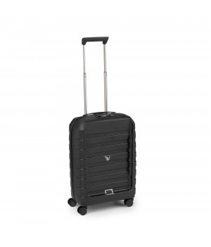 RONCATO D-BOX CABIN TROLLEY 55 x 40 x 20 CM BLACK