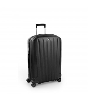 RONCATO UNICA MEDIUM TROLLEY 72 CM BLACK BLACK