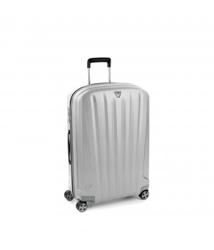 RONCATO UNICA MEDIUM TROLLEY 72 CM SILVER SILVER