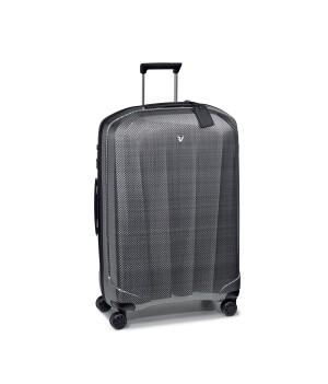 RONCATO WE-GLAM TROLLEY GRANDE NERO/PLATINO