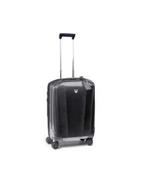 RONCATO WE-GLAM TROLLEY CABINA NERO/GRAFITE