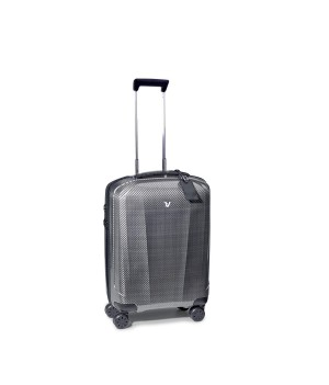 RONCATO WE-GLAM CABIN TROLLEY 4 WHEELS 55 CM PLATINUM