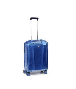 RONCATO WE-GLAM TROLLEY CABINA BLU/BLU ACCIAIO