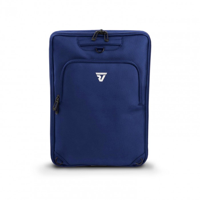 RONCATO D-BOX REMOVABLE COMPARTMENT D-BOX FOR 15.6' LAPTOP AND TABLET 10' NAVY