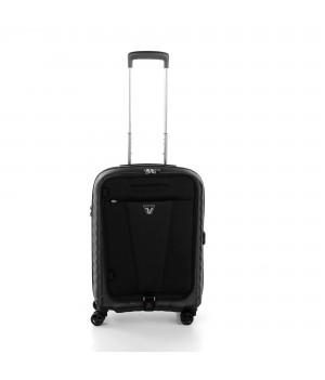 RONCATO DOUBLE TECH TROLLEY CABINA NERO