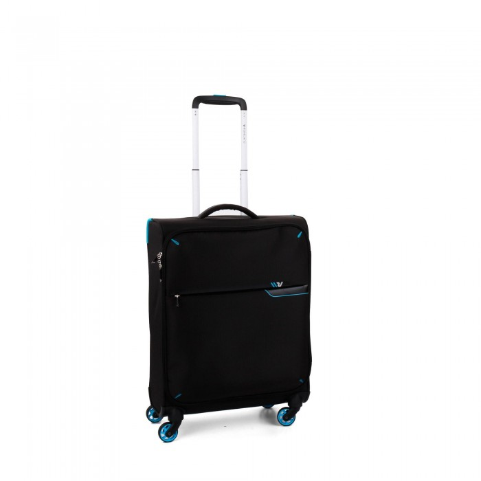 RONCATO S-LIGHT CABIN TROLLEY 55 x 40 x 20 CM BLACK