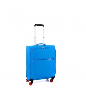 RONCATO S-LIGHT CABIN TROLLEY 55 x 40 x 20 CM BLUE