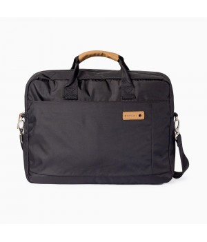 RONCATO SAHARA LAPTOP BAG WITH COMPARTMENT FOR PC 15,6' AND TABLET 10' BLACK