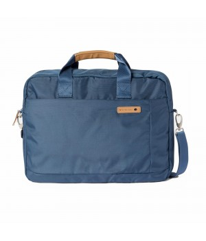 RONCATO SAHARA LAPTOP BAG WITH COMPARTMENT FOR PC 15,6' AND TABLET 10' BLUE