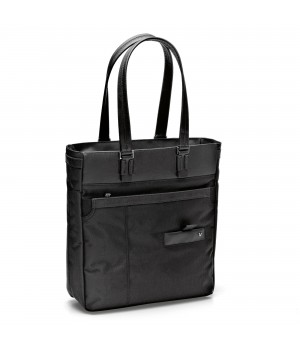 RONCATO HARVARD SHOPPER BAG BLACK