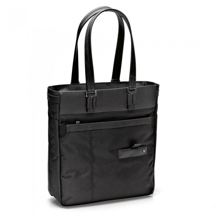 RONCATO HARVARD SHOPPER NERO