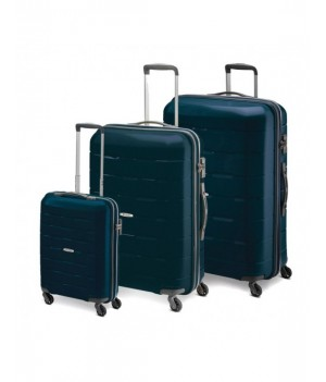 MODO by Roncato DELTA LUGGAGE SET 3 DARK BLUE