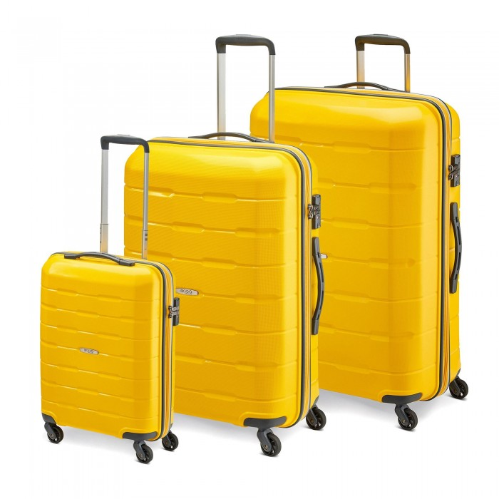MODO by Roncato DELTA KOFFER SETS 3 YELLOW