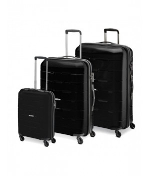 MODO by Roncato DELTA LUGGAGE SET 3 BLACK