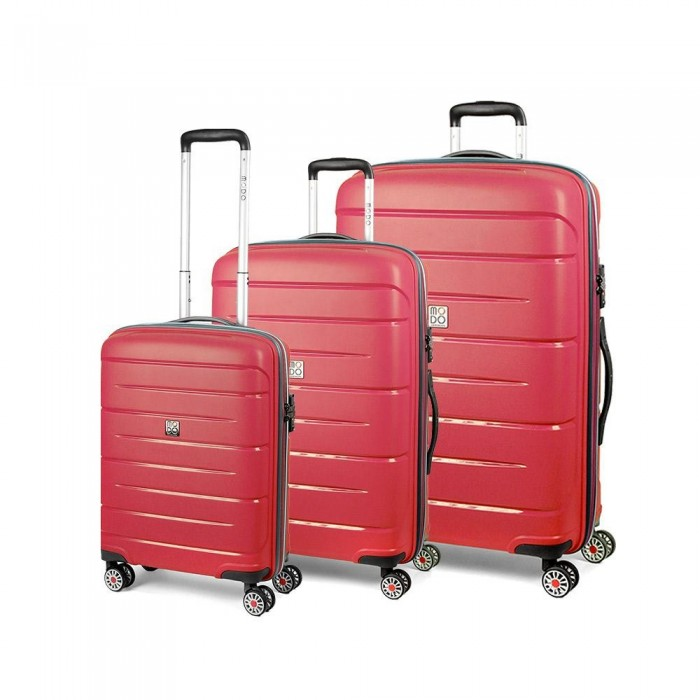 MODO by Roncato STARLIGHT 2.0 SET 3 TROLLEY