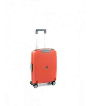 RONCATO LIGHT CABIN TROLLEY 4 WHEELS 55CM ORANGE