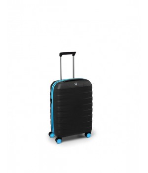RONCATO BOX YOUNG TROLLEY CABINA AZZURRO/NERO