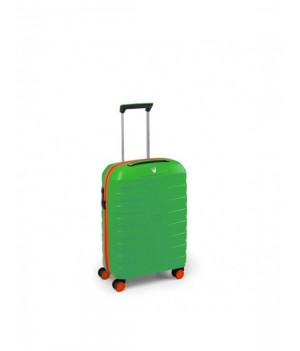 RONCATO BOX YOUNG CABIN TROLLEY 55 x 40 x 20 CM ORANGE/MINT