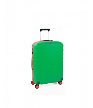 RONCATO BOX YOUNG TROLLEY MEDIO ARANCIO/MENTA