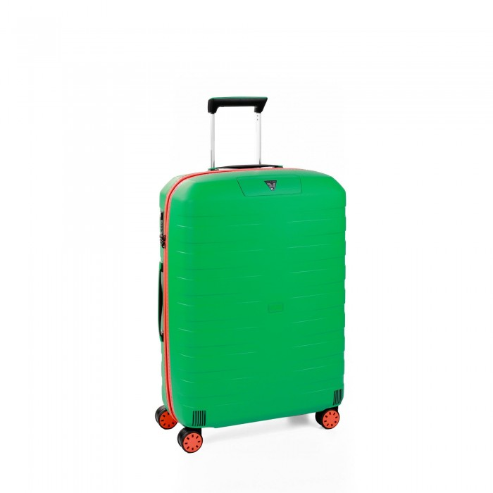 BOX YOUNG MEDIUM TROLLEY 4 WHEELS