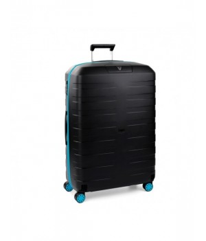 RONCATO BOX YOUNG TROLLEY GRANDE AZZURO/NERO