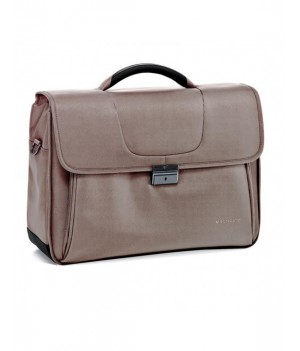 RONCATO CLIO 15.6' LAPTOP BRIEFCASE ECRU