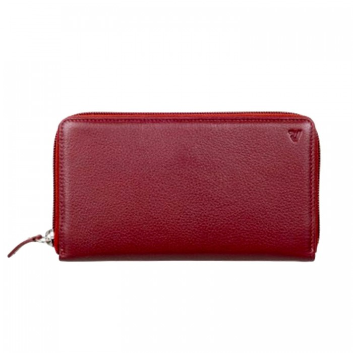 RONCATO PASCAL WALLET RED