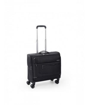 RONCATO SIDETRACK BUSINESS TROLLEY PC 17' BLACK