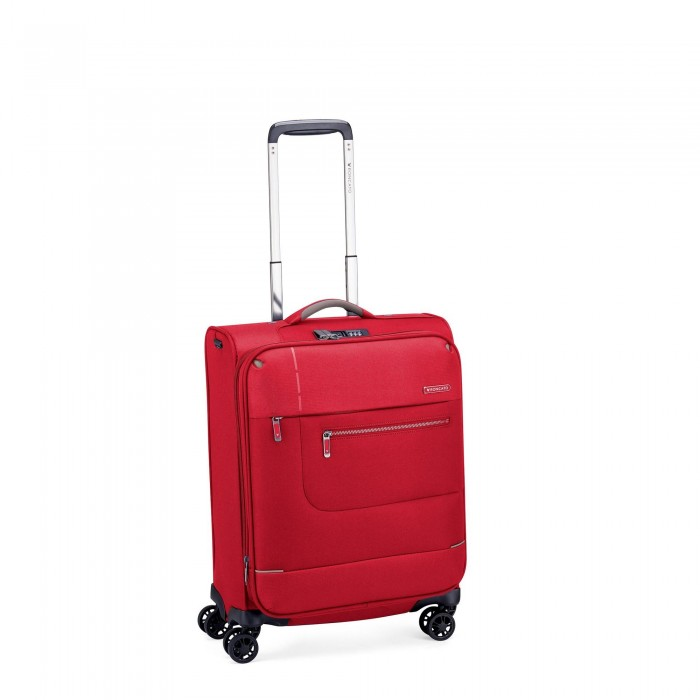 RONCATO SIDETRACK CABIN TROLLEY EXPANDABLE 55 CM RED