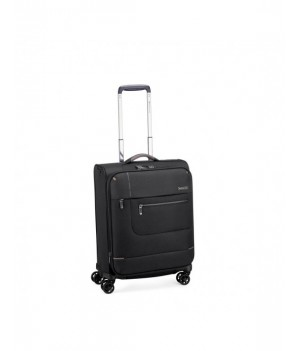 RONCATO SIDETRACK CABIN TROLLEY EXPANDABLE 55 CM BLACK