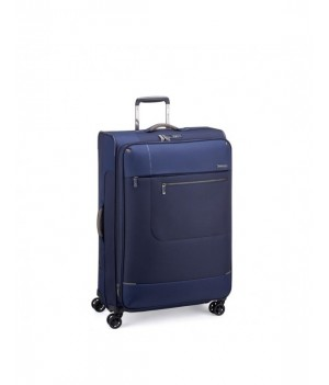 RONCATO SIDETRACK LARGE TROLLEY EXPANDABLE 75 CM WITH TSA DARK BLUE