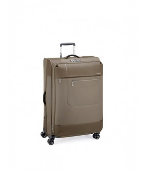 RONCATO SIDETRACK LARGE TROLLEY EXPANDABLE 75 CM WITH TSA ECRU