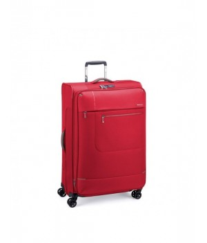 RONCATO SIDETRACK LARGE TROLLEY EXPANDABLE 75 CM WITH TSA RED