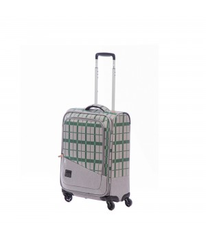 RONCATO ADVENTURE TROLLEY CABINA VERDE MULTICOLOR